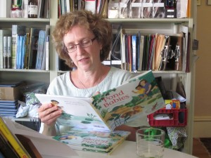 Cathryn Falwell Reading POND BABIES